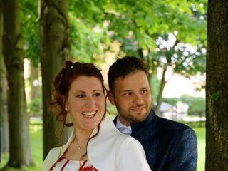 Le nozze di Emanuele e Barbara 1