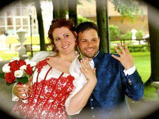 Le nozze di Emanuele e Barbara