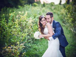Le nozze di Ambra e Alex