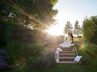 Le nozze di Serena e Maurizio