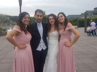 Le nozze di Nicola e Santina