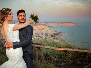 Le nozze di Lianna e Pasquale