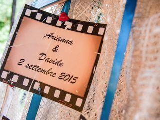 le nozze di Arianna e Davide 1