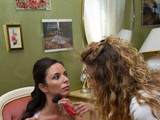 Le nozze di Elena e Panagiotis 1