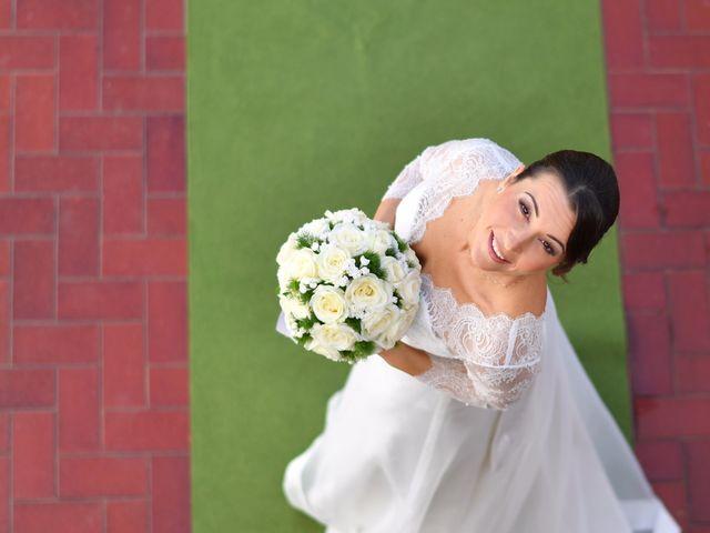 Il matrimonio di Daniela e Luca a Capua, Caserta 7