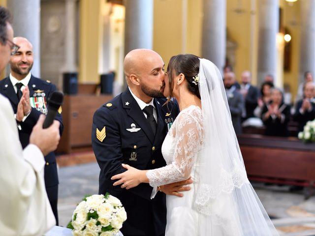 Il matrimonio di Daniela e Luca a Capua, Caserta 8
