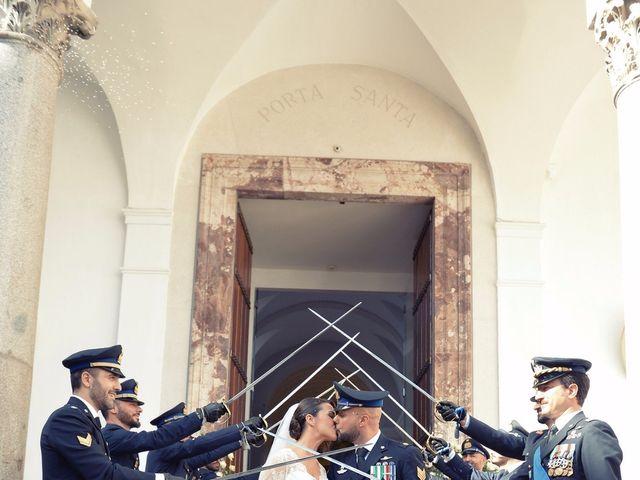 Il matrimonio di Daniela e Luca a Capua, Caserta 10