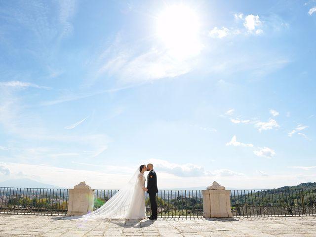 Il matrimonio di Daniela e Luca a Capua, Caserta 13