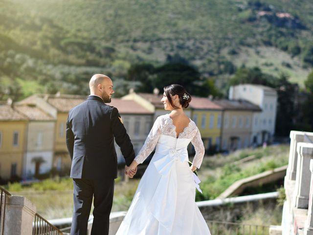 Il matrimonio di Daniela e Luca a Capua, Caserta 14