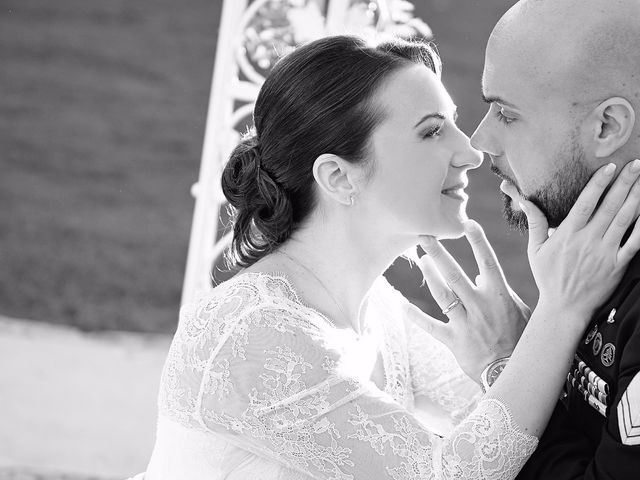Il matrimonio di Daniela e Luca a Capua, Caserta 16