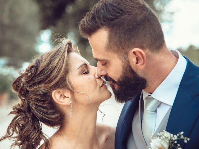 le nozze di Alessandra e Manuel