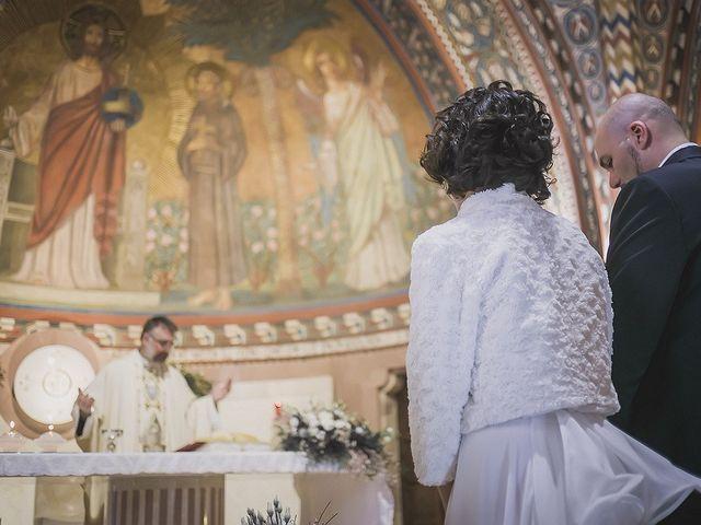 Il matrimonio di Fabio e Chiara a Assisi, Perugia 7