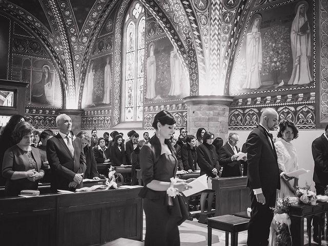 Il matrimonio di Fabio e Chiara a Assisi, Perugia 8