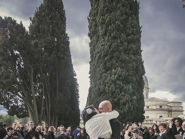 Il matrimonio di Fabio e Chiara a Assisi, Perugia 11