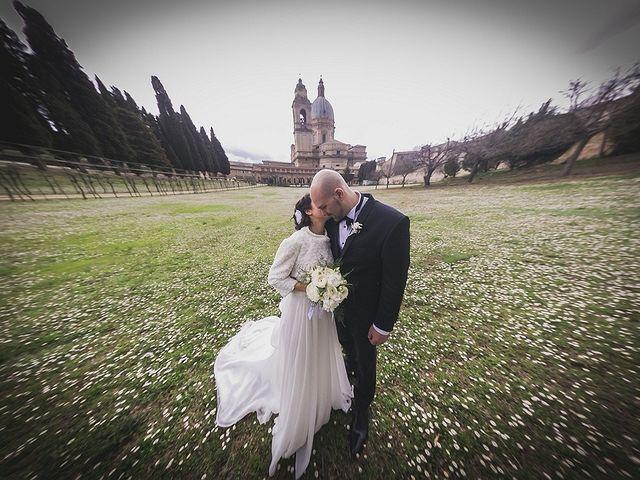 Il matrimonio di Fabio e Chiara a Assisi, Perugia 12