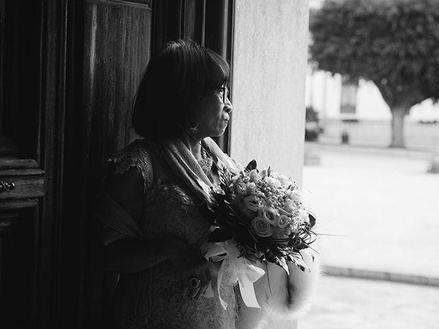 Il matrimonio di Vincent e Jera a Reggio di Calabria, Reggio Calabria 14
