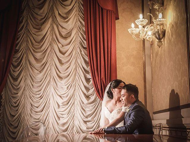 Il matrimonio di Vincent e Jera a Reggio di Calabria, Reggio Calabria 17