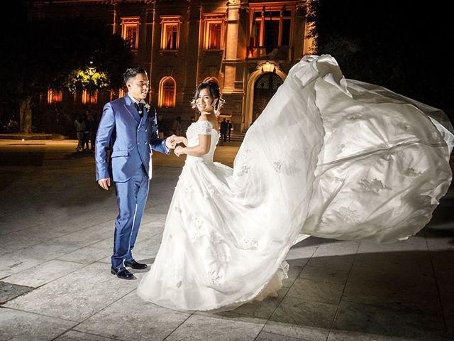 Il matrimonio di Vincent e Jera a Reggio di Calabria, Reggio Calabria 19