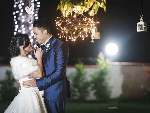 Il matrimonio di Vincent e Jera a Reggio di Calabria, Reggio Calabria 22