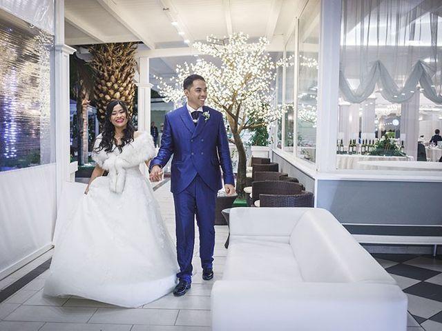 Il matrimonio di Vincent e Jera a Reggio di Calabria, Reggio Calabria 23