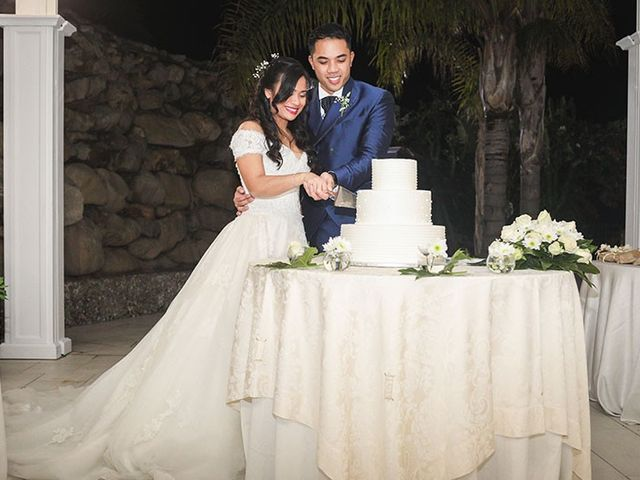 Il matrimonio di Vincent e Jera a Reggio di Calabria, Reggio Calabria 25