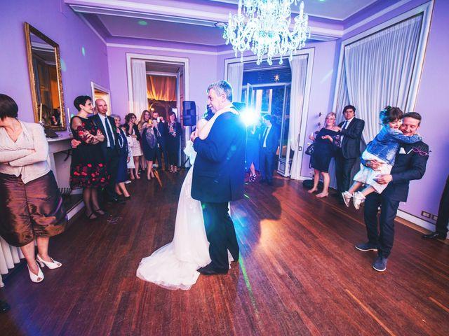 Le nozze di Chiara e Pierre