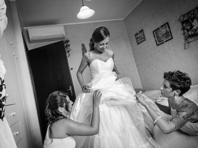 Il matrimonio di Giacomo e Stefania a Spirano, Bergamo 3
