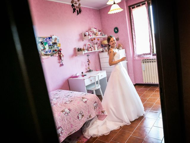 Il matrimonio di Giacomo e Stefania a Spirano, Bergamo 5