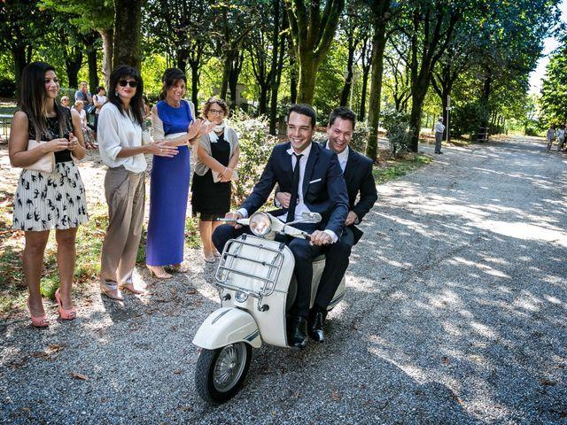 Il matrimonio di Giacomo e Stefania a Spirano, Bergamo 7