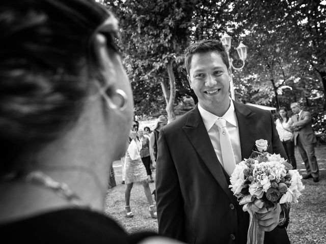 Il matrimonio di Giacomo e Stefania a Spirano, Bergamo 10