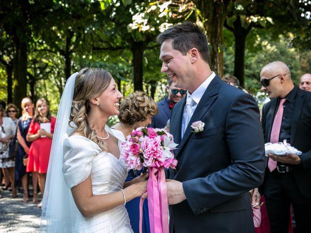 Il matrimonio di Giacomo e Stefania a Spirano, Bergamo 13