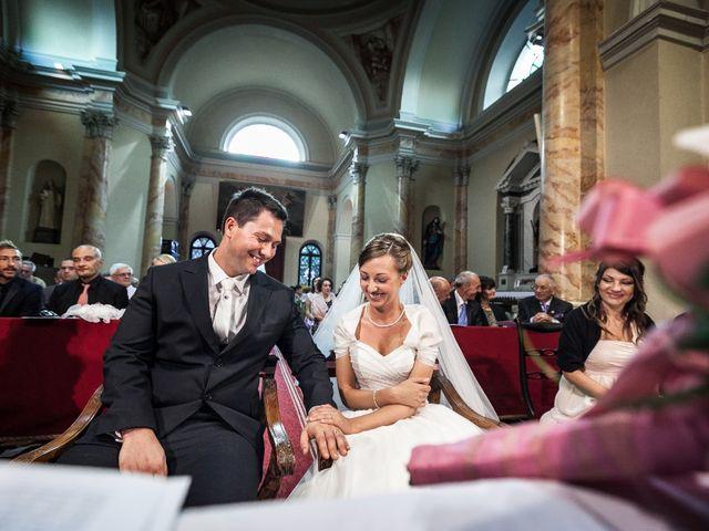 Il matrimonio di Giacomo e Stefania a Spirano, Bergamo 14