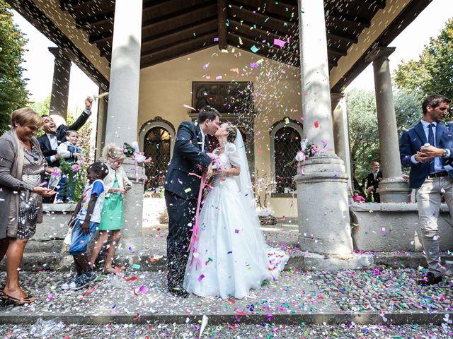 Il matrimonio di Giacomo e Stefania a Spirano, Bergamo 15