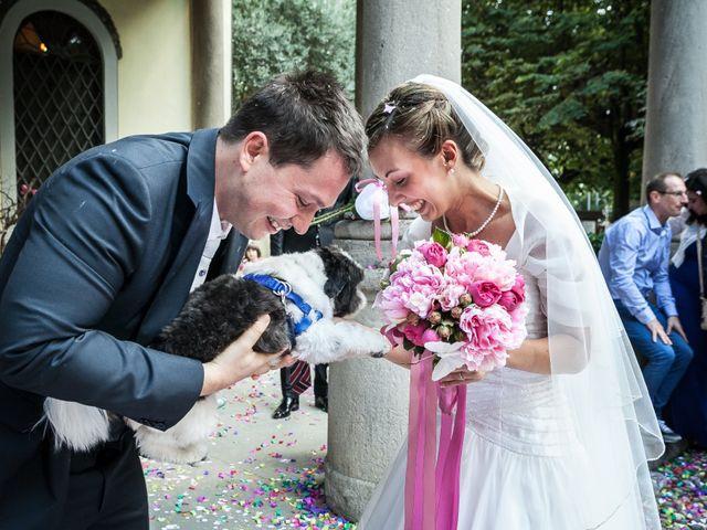 Il matrimonio di Giacomo e Stefania a Spirano, Bergamo 17