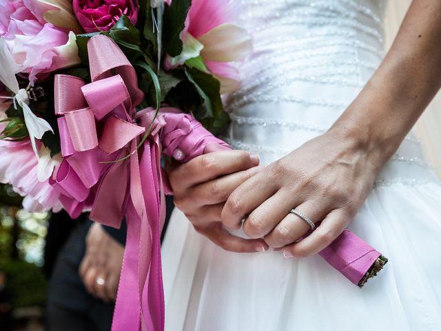Il matrimonio di Giacomo e Stefania a Spirano, Bergamo 21