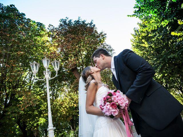 Il matrimonio di Giacomo e Stefania a Spirano, Bergamo 23