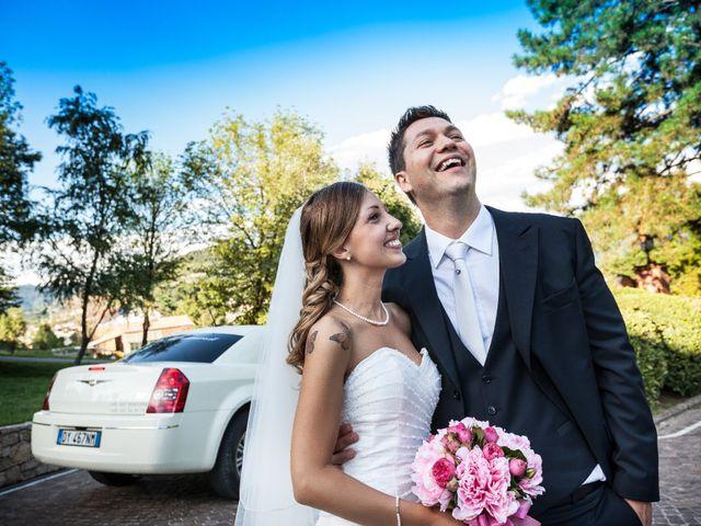 Il matrimonio di Giacomo e Stefania a Spirano, Bergamo 25