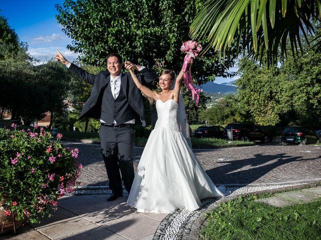 Il matrimonio di Giacomo e Stefania a Spirano, Bergamo 28