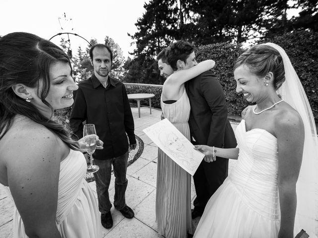 Il matrimonio di Giacomo e Stefania a Spirano, Bergamo 35
