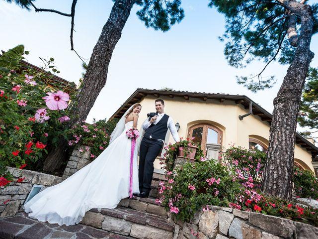 Il matrimonio di Giacomo e Stefania a Spirano, Bergamo 36