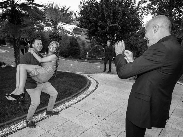 Il matrimonio di Giacomo e Stefania a Spirano, Bergamo 45