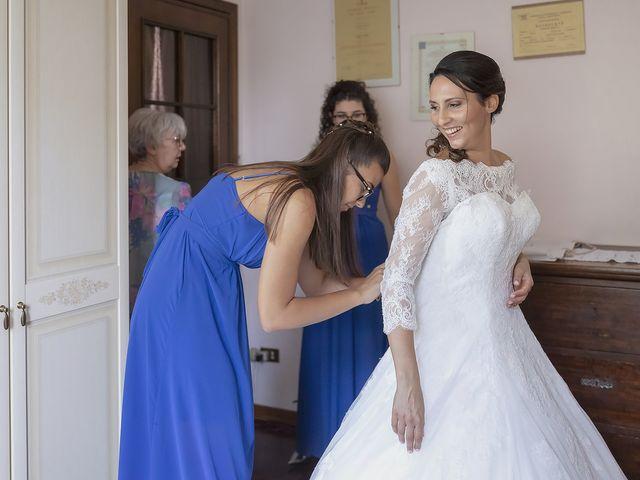 Il matrimonio di Andrea e Erika a Dello, Brescia 11