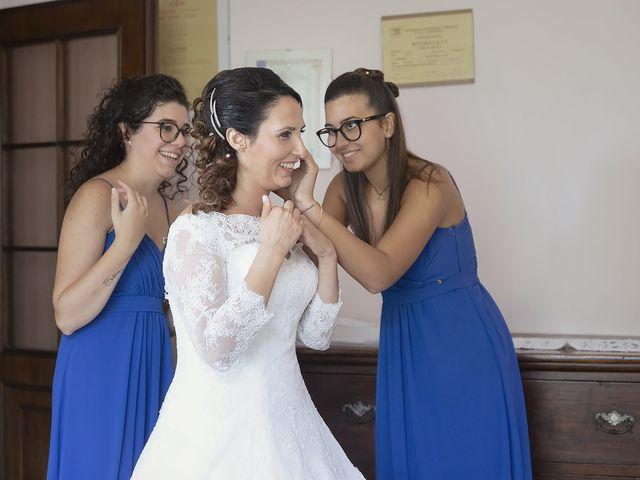 Il matrimonio di Andrea e Erika a Dello, Brescia 12