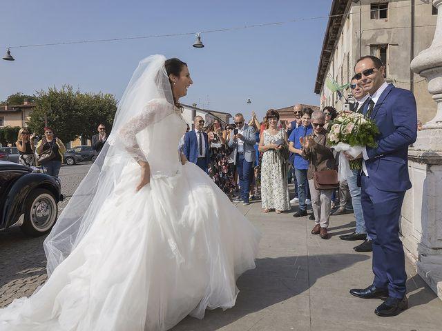 Il matrimonio di Andrea e Erika a Dello, Brescia 16