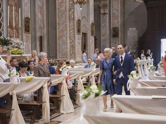 Il matrimonio di Andrea e Erika a Dello, Brescia 17