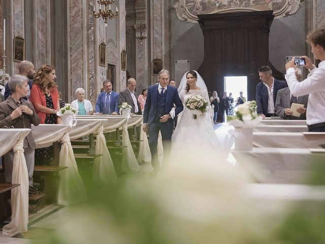 Il matrimonio di Andrea e Erika a Dello, Brescia 18