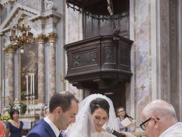 Il matrimonio di Andrea e Erika a Dello, Brescia 20