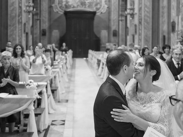 Il matrimonio di Andrea e Erika a Dello, Brescia 21