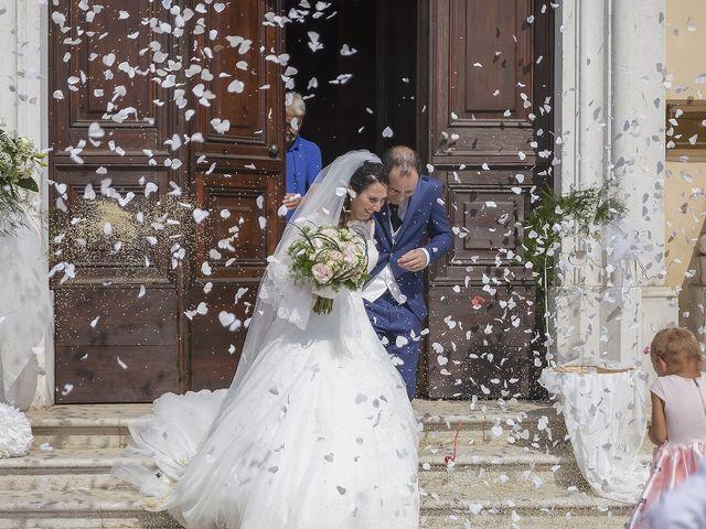 Il matrimonio di Andrea e Erika a Dello, Brescia 27
