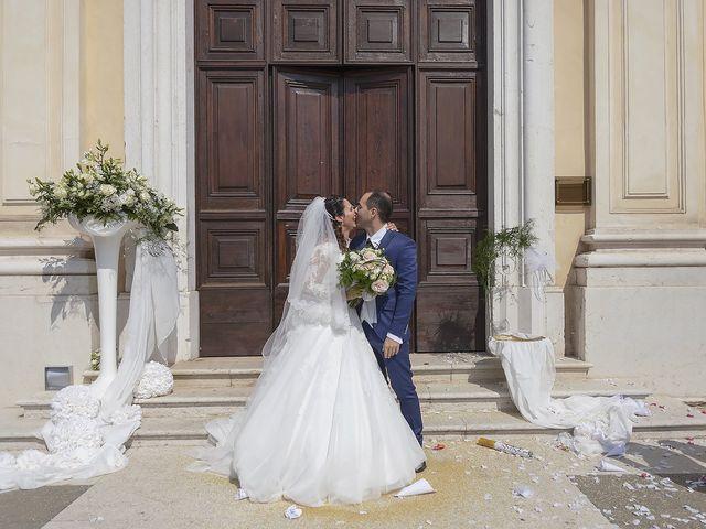Il matrimonio di Andrea e Erika a Dello, Brescia 28